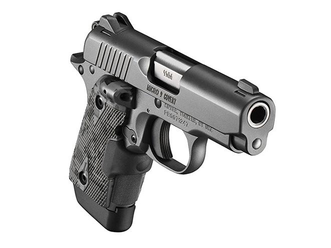 Kimber Micro 9 Covert pistol profile