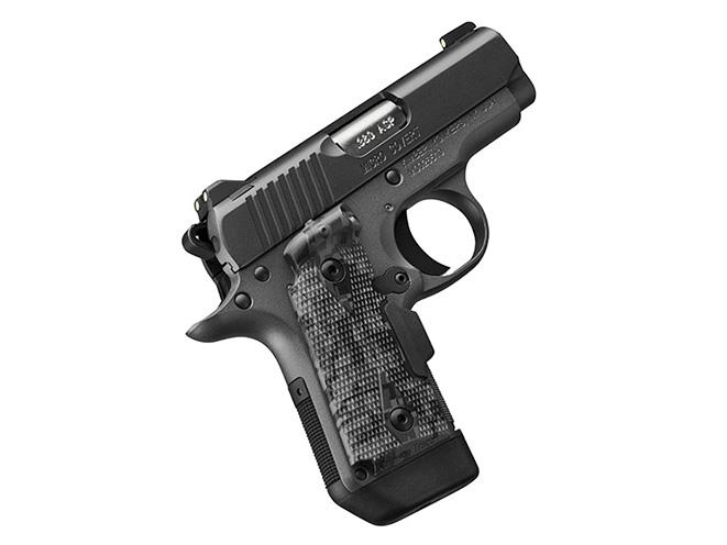 Kimber Micro Covert pistol profile