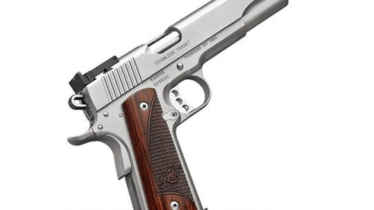 Kimber Stainless 1911 Long Slide pistol