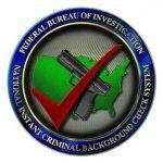 national instant criminal gun background check system logo