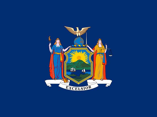 new york city gun state flag