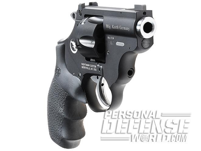 nighthawk korth sky hawk revolver front angle