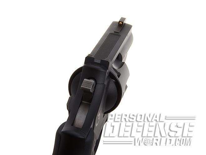 nighthawk korth sky hawk revolver rear sight