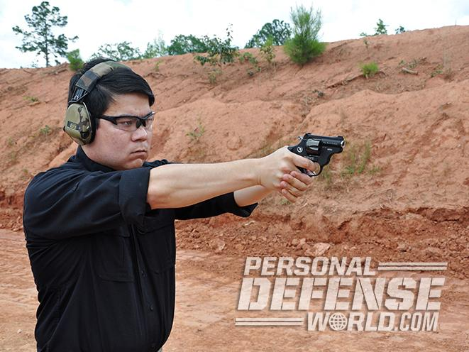 nighthawk korth sky hawk revolver testing