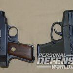 ortgies vest pocket and kel-tec p-32 pistols