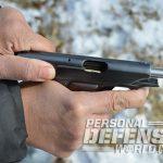 Ortgies Vest Pocket pistol grip