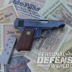 Ortgies Vest Pocket pistol right profile
