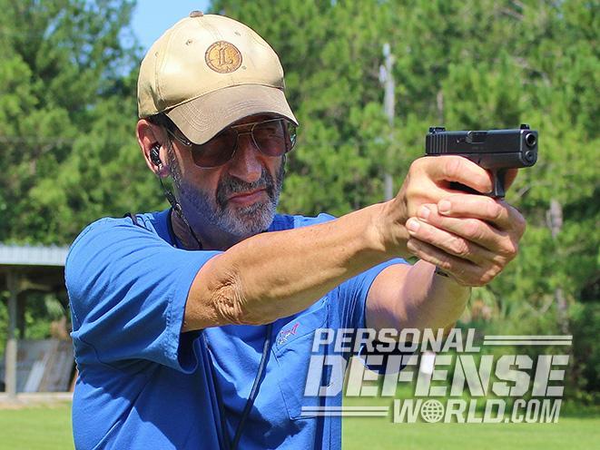 pocket pistol training
