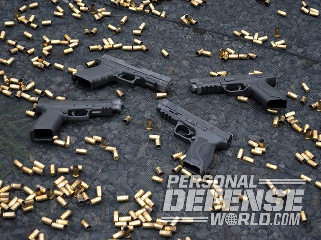 polymer 45 pistol comparison new angle