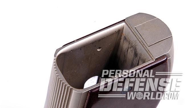 rex applegate full house devel model 59 pistol mag well