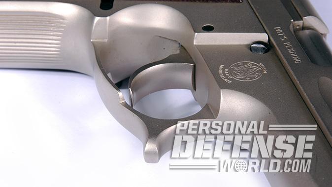 rex applegate full house devel model 59 pistol triggerguard