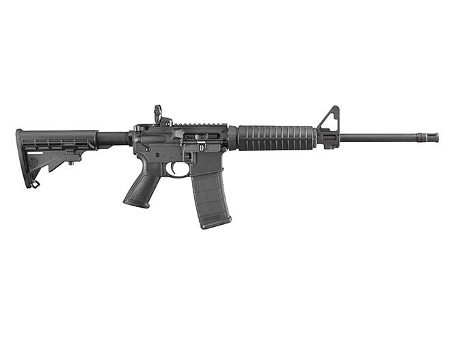 dianne feinstein ruger ar-556 rifle
