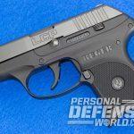 kel-tec p-3at Ruger LCP profile