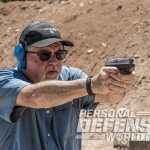 SCCY CPX-3 PISTOL firing