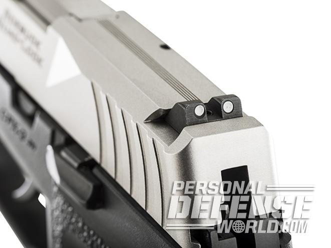SCCY CPX-3 PISTOL rear sight