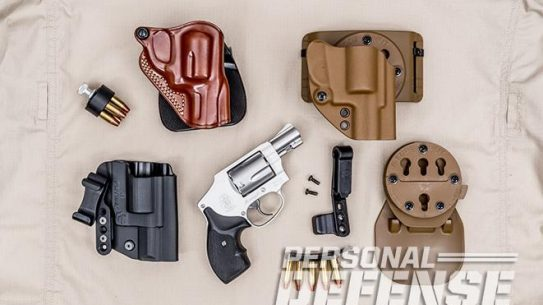 smith & wesson model 642 holsters