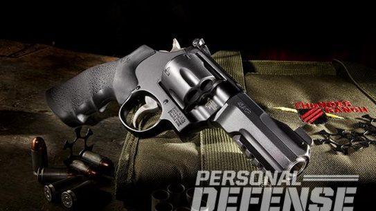 Smith & Wesson Performance Center Model 325 Thunder Ranch revolver beauty