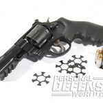Smith & Wesson Performance Center Model 325 Thunder Ranch revolver moon clips