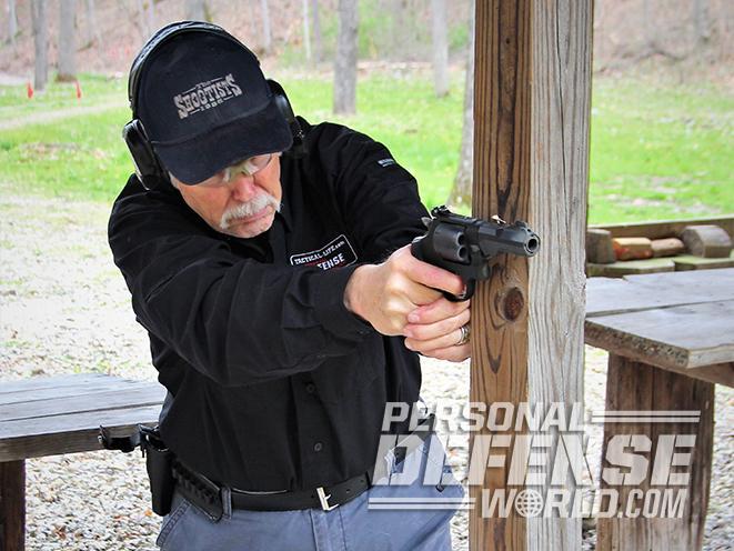 Smith & Wesson Performance Center Model 325 Thunder Ranch revolver test