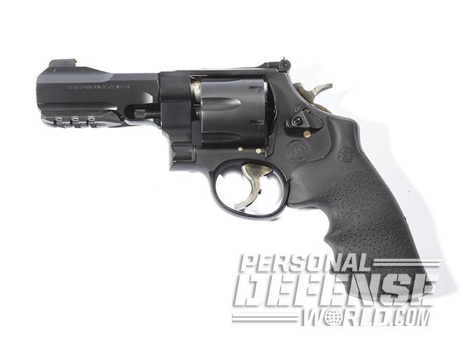 Smith & Wesson Performance Center Model 325 Thunder Ranch revolver left profile