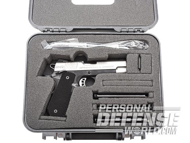 Springfield EMP CCC pistol case