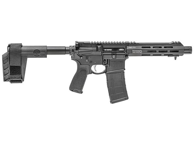 Springfield Saint AR-15 Pistol right profile