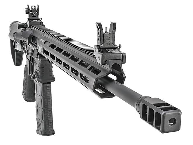 Springfield Saint Edge rifle front right angle