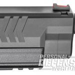 """Springfield XDM 4.5"""" polymer 45 front sight"""