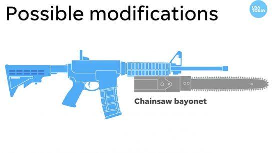 usa today chainsaw bayonet attachment
