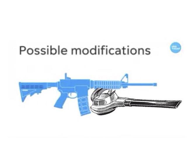 usa today chainsaw bayonet vacuum cleaner ar mod