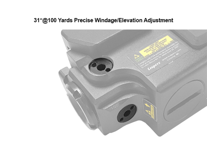 UTG Compact Ambidextrous Green Laser attachment