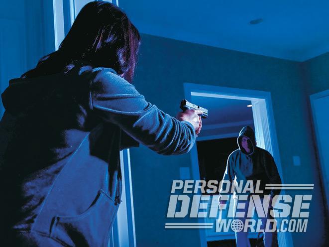 arkansas home intruder handgun