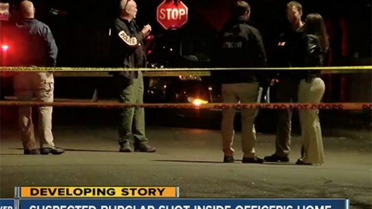 off-duty police shooting