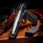 Nighthawk Custom Chairman Pistol Athlon Outdoors Rendezvous left