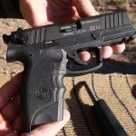 Steyr Arms RFP Pistol Athlon Outdoors Rendezvous lead