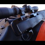 Steyr Scout RFR Rifle Athlon Outdoors Rendezvous scope