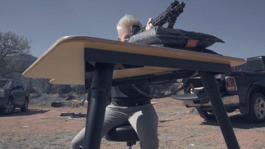 Stukeys Shooting Bench setup Athlon Outdoors Rendezvous