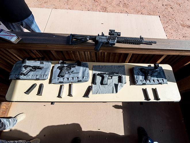 Wilson Combat AR9 Rifle Athlon Outdoors Rendezvous