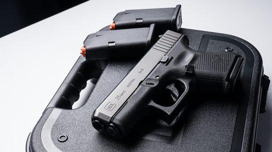 Glock 26 Gen5 pistol launch lead