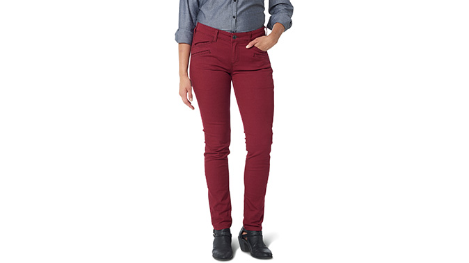 5.11 Tactical Women's Defender-Flex Pants discreet concealed carry holsters