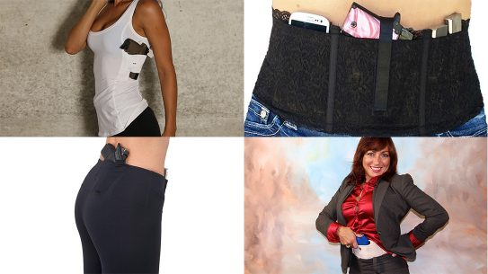women discreet concealed carry holsters