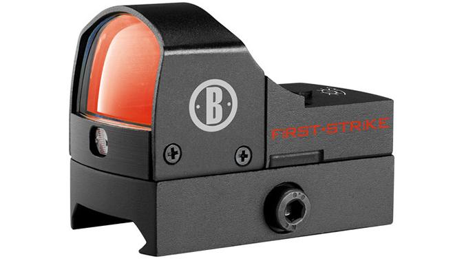 Bushnell First Strike handgun optics