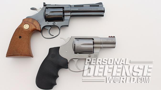 colt cobra revolver comparison