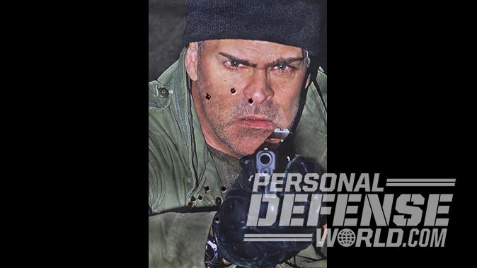 colt cobra revolver body armor drill
