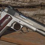 Colt Gunsite 1911 pistol