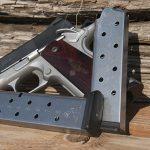 Colt Gunsite 1911 pistol magazines