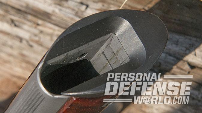 Colt Gunsite 1911 pistol maxwell