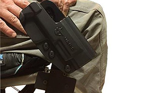 comp-tac wheelchair holster