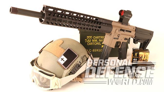 Flint River Armory CSA45 carbine
