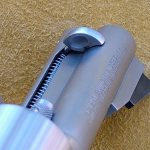 Freedom Arms Model 97 revolver cylinder pin removal